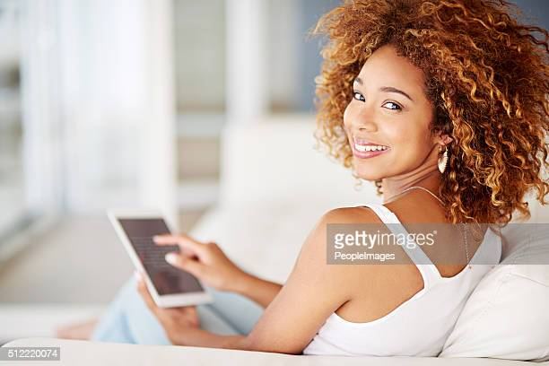Online is the best way to spend me time