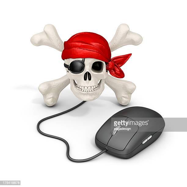 La piraterie en ligne