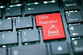Online Reservation Enter Key