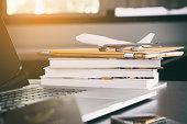 online Travel Agency service office communication set up