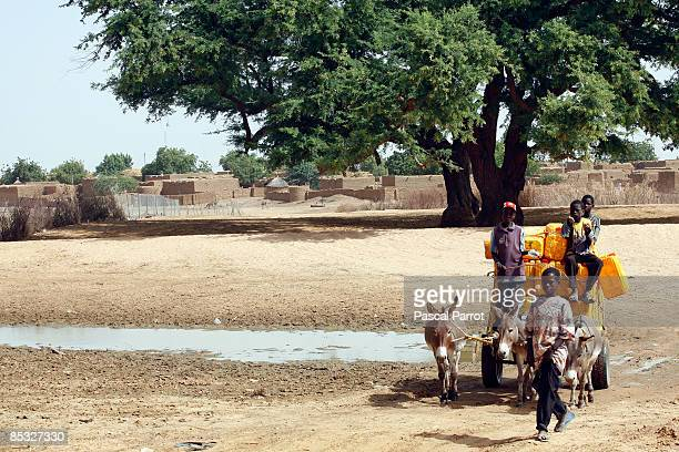 Only 42% of Nigerians have access to drinking water The rest of the population goes directly to the source in rivers or natural stormwater reserves...