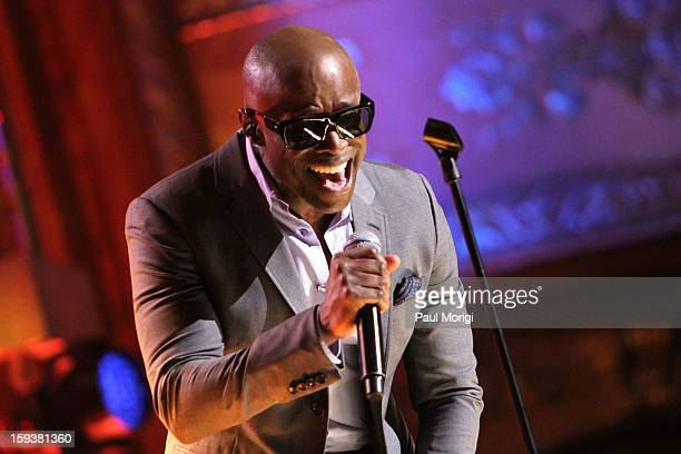 KEM onstage at BET Honors 2013 at Warner Theatre on January 12 2013 in Washington DC