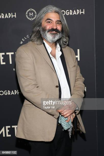 Onur Tukel attends the Metrograph 1st Year Anniversary Party at Metrograph on March 8 2017 in New York City