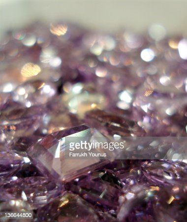 Oodles of amethyst : Stock Photo