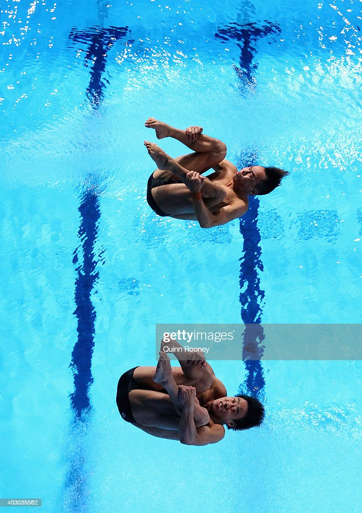 20th Commonwealth Games - Day 9: Diving