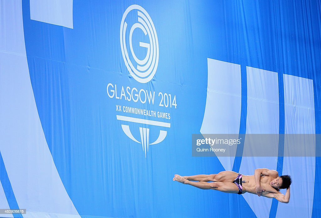 20th Commonwealth Games - Day 7: Diving
