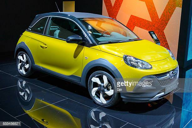 opel adam stock photos and pictures getty images. Black Bedroom Furniture Sets. Home Design Ideas