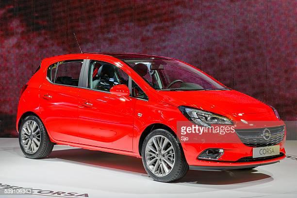 オペル Corsa 小型のハッチバックカー