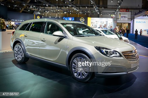 Opel insignias país Tourer
