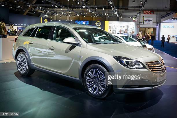 Opel Insignia paese Tourer