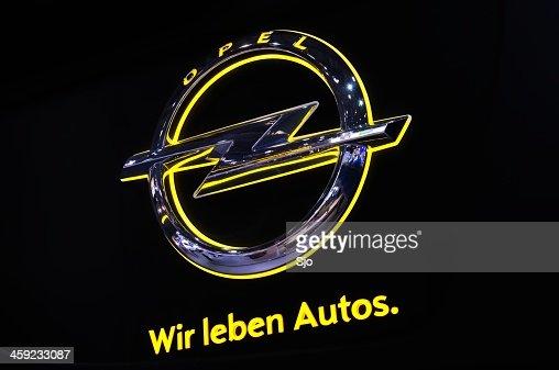 Opel logotipo