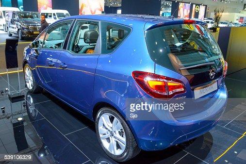 Opel Meriva MPV compacto