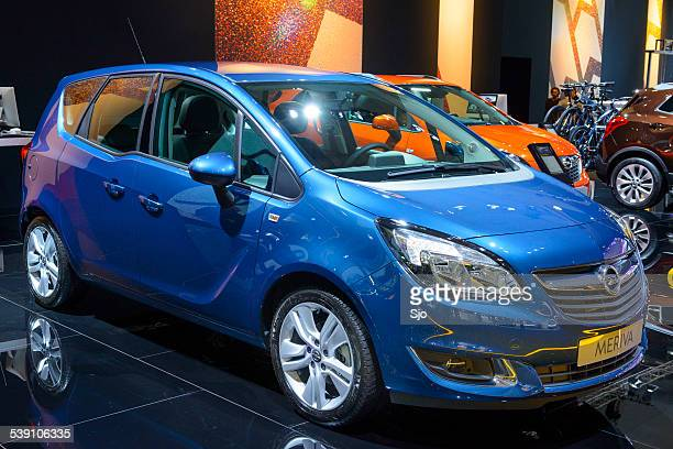 Opel Meriva MPV compatta