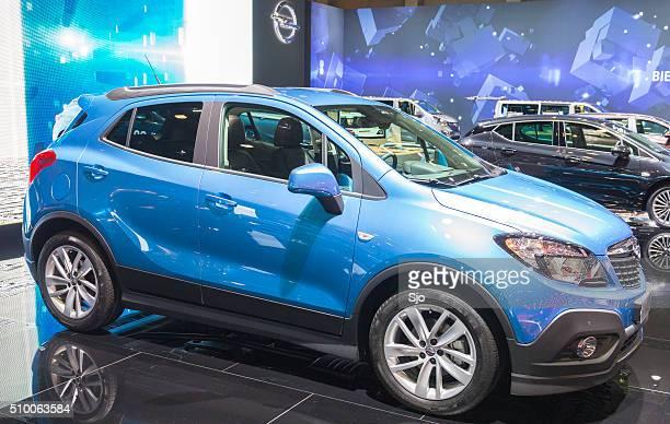 Opel Mokka SUV compatto