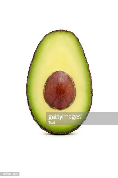 Open avocado