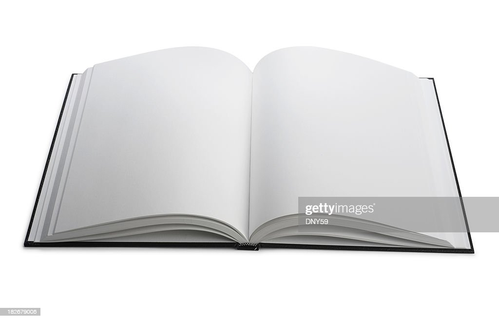 Open Book : Stock Photo