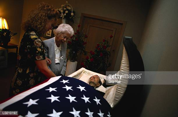 dead in coffin stock photos and pictures getty images