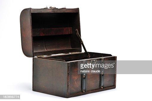 open chest