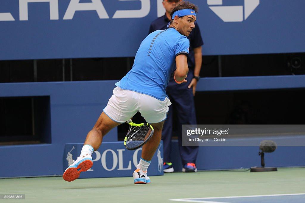 2016 U.S. Open Tennis Tournament. New York. USA. : Photo d'actualité