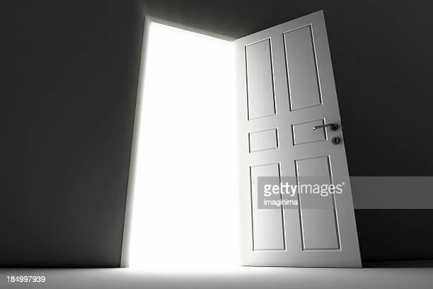 Open porte