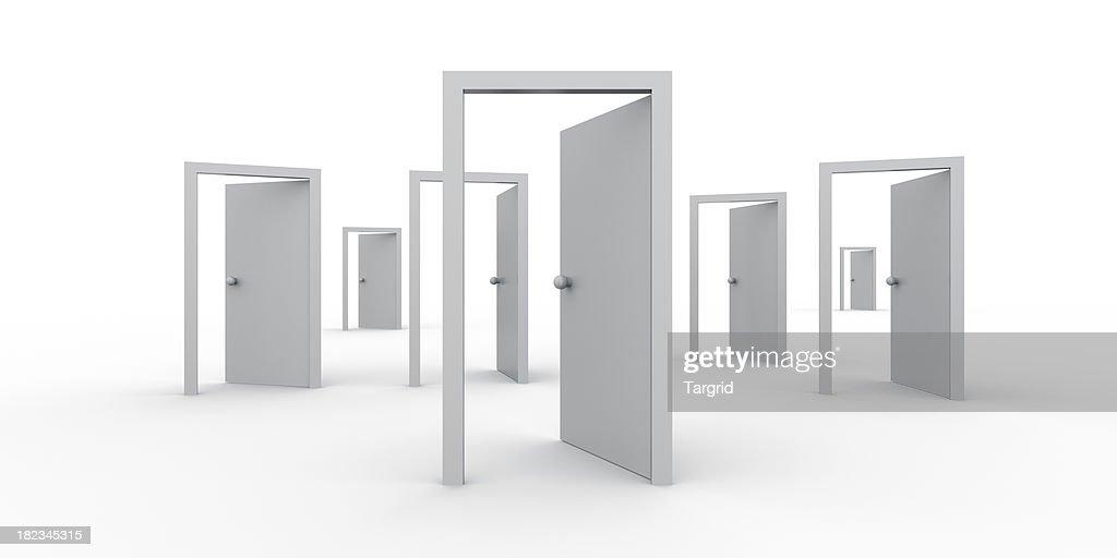 Open Doors - Find Your Way