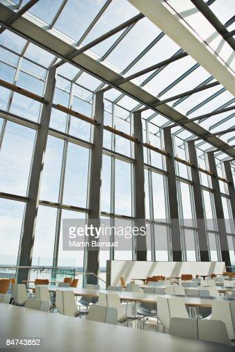 Open floor plan office : Stock Photo