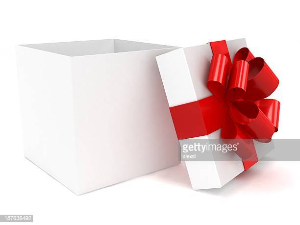 Abrir la caja de regalo