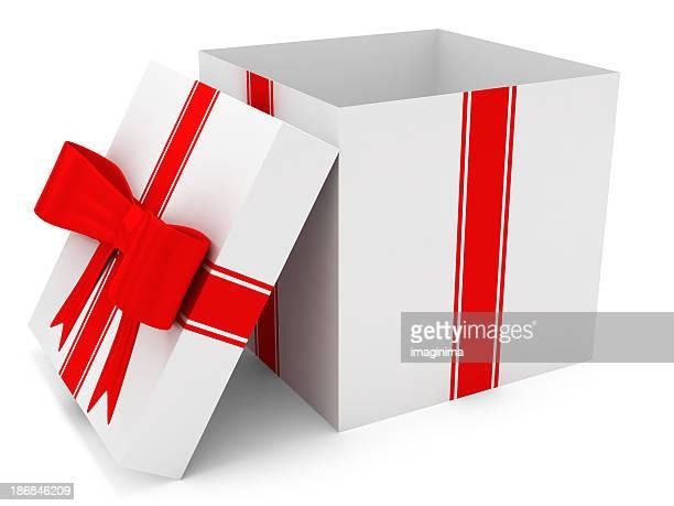 Aprire la scatola regalo