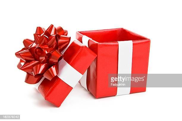 Ouvert de cadeau