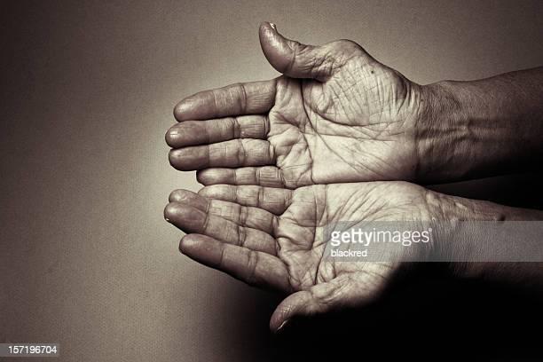 Ouvrir les mains