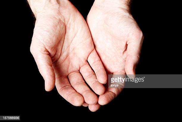 Aprire le mani