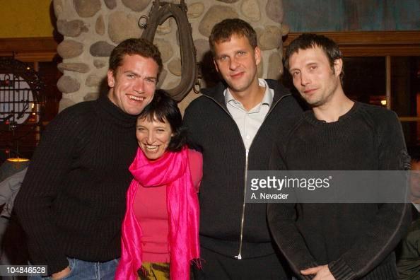 'Open Hearts' Nikolaj Lie Kaas director/c0writer Susanne Bier cowriter Anders Thomas Jensen and Mads Mikkelsen