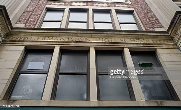 Open House of former Germantown High School, Philadelphia
