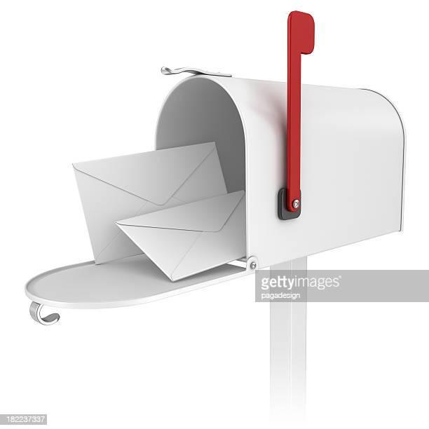 Offene Briefkasten