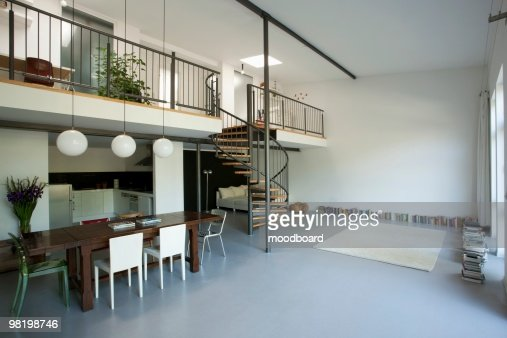 Mezzanine stock photos and pictures getty images - Open mezzanine ...