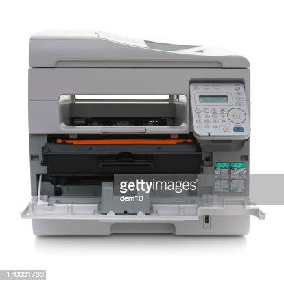 Open printer