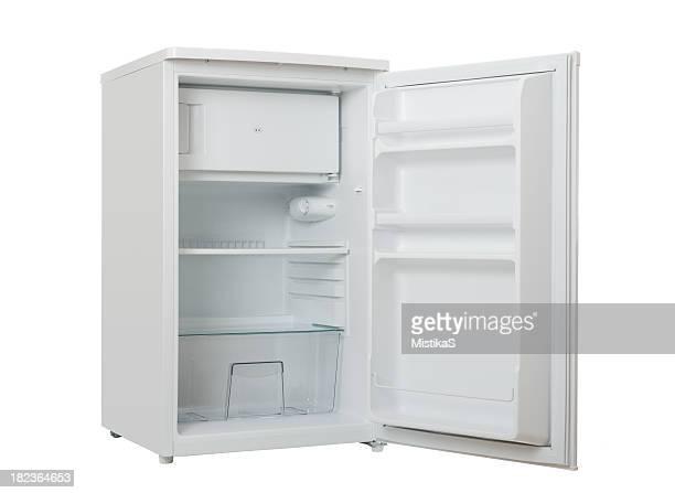 Offene Kühlschrank
