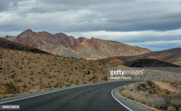 Open Road-Lake Mead National Recreation Area