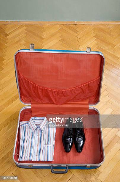 Ouvrir la valise