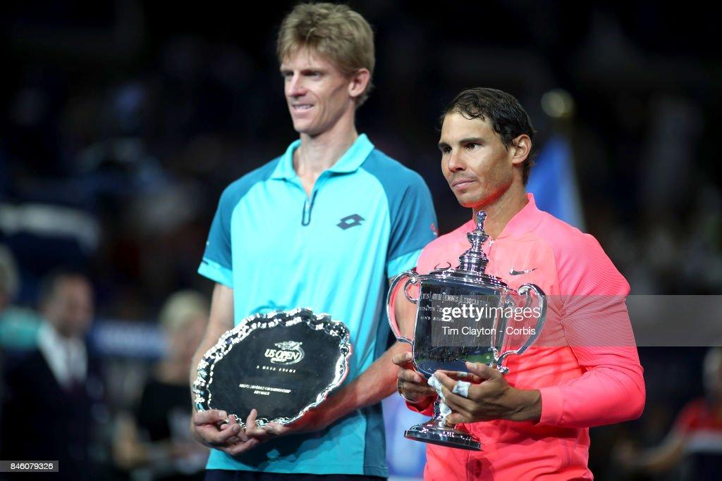 2017 U.S. Open Tennis Tournament. : Photo d'actualité