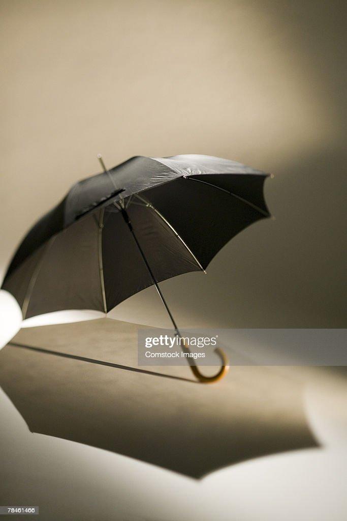 Open umbrella : Stock Photo
