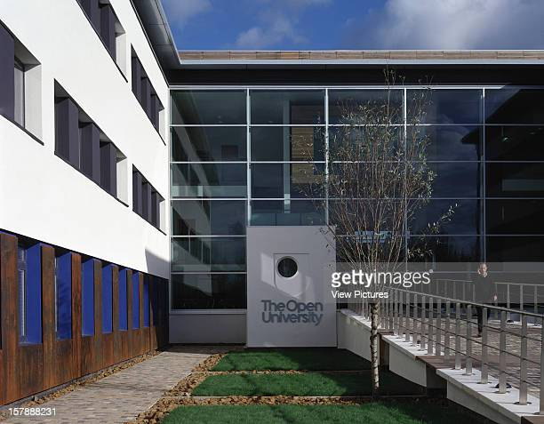 Open University Business School [The Michael Young Building] Milton Keynes United Kingdom Architect Jestico And Whiles Open University Business...