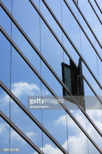 Open window : Stock Photo
