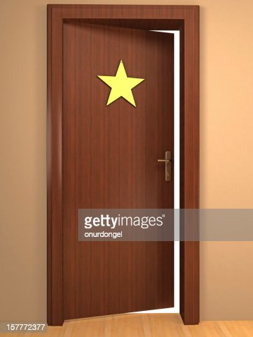 Opened Door to Become a Star