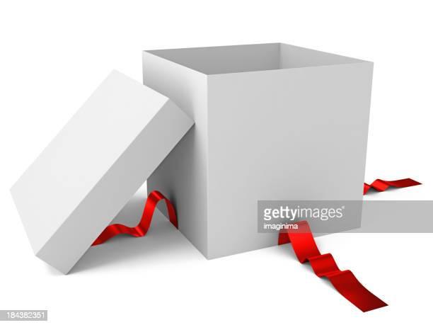 Ouvrir la boîte-cadeau