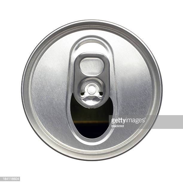 Opened Soda Can