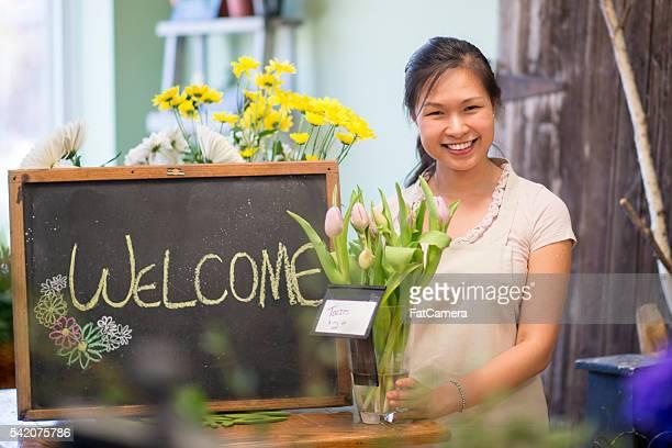 Opening a Florist Shop