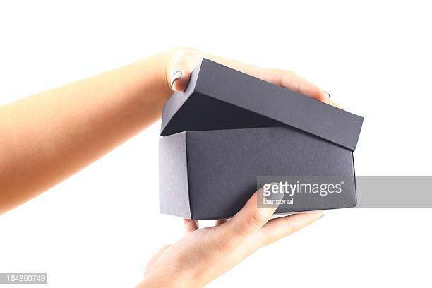 Apertura scatola nera