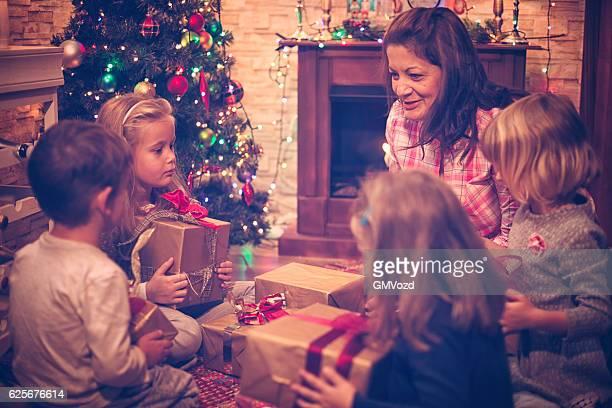 Ouverture Noël présente