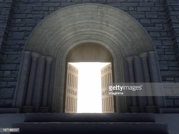 Apertura le porte
